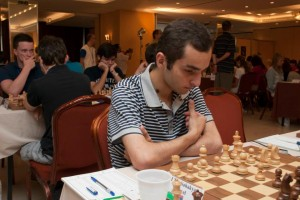 GM  Samvel Ter-Sahakyan is one of the new players sharing the lead after R5 of WJCC
