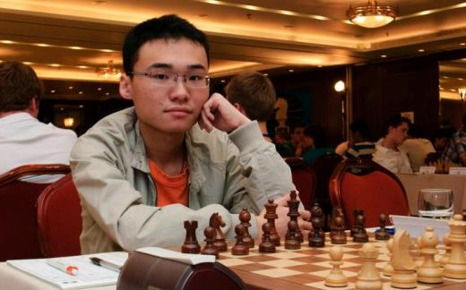 GM Yu Yangyi
