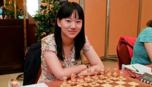 WGM Guo Qi