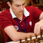 GM Ipatov with an excellent start and solid chess in the first days of the WJCC